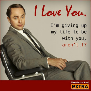 "Mad Men' Quotes: Pete Campbell -- Season 1, Episode 1: ""Smoke Gets ..."