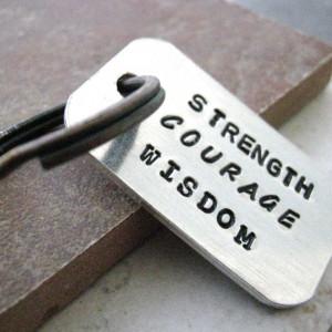 Symbols Of Wisdom And Strength Strength courage wisdom key