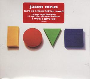 album review: jason mraz – love is a four letter word