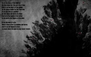 dark people quotes poem mood wallpaper background
