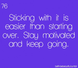 ... and keep going. http://www.ilikerunning.com #running #workout #quotes
