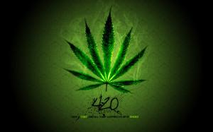 Smoking Weed Leaf Google Themes