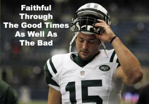 Tim Tebow Quotes About Faith And faith.