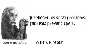 Famous quotes reflections aphorisms - Quotes About Genius ...