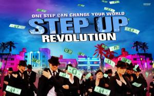 Step Up Revolution wallpaper 1920x1200