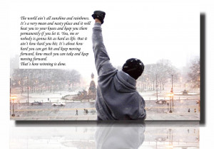Rocky Balboa Quotes HD Wallpaper 21