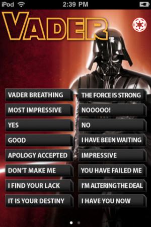 appfinder.lisisoft.comStar Wars: Darth Vader Sound