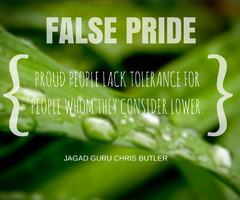 ... humility and false-pride. Pride Quotes :: Finest Quotes. Conceit
