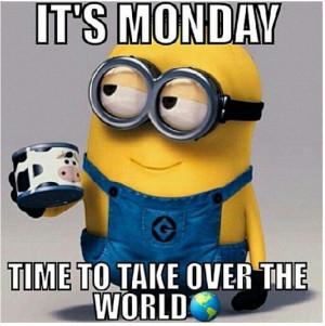 Minion MondayFelt, Cups, Minions Mondays, Happy Mondays Quotes ...