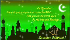 Ramadan 2014 wishes with images