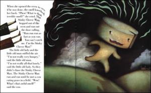 Jon Scieszka and Lane Smith's The Stinky Cheeseman