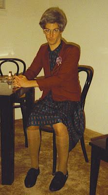 Dana Carvey Church Lady
