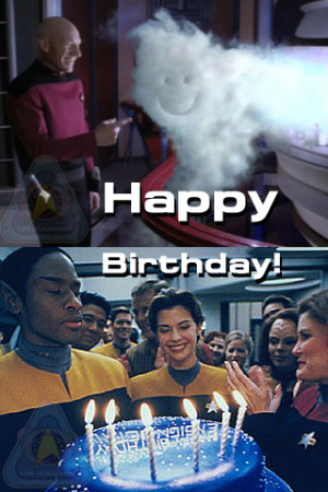 Happy Birthday Star Trek