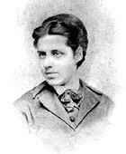 Emma Lazarus (1849 - 1887)