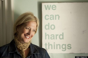 Brene Brown quotes Roosevelt, which inspired her book Daring Greatly ...