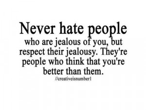 love you jealous bitchesThoughts, Life, Inspiration, Quotes, Jealousy ...