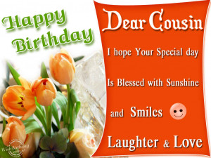 birthday wishes for cousin birthday cards greetings happy birthday to
