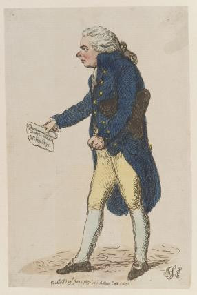 Richard Brinsley Sheridan Pictures