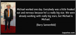 More Barry Sonnenfeld Quotes
