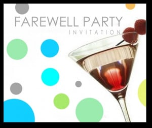 Farewell Party Boss Quotes