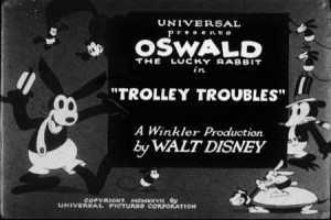 Walt Disney Oswald the Lucky Rabbit