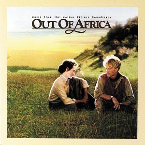 Out of Africa - BARRY JOHN