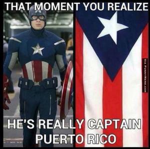 Funny memes – Captain Puerto Rico