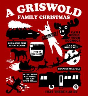 ... National Lampoon's Christmas Vacation T-Shirts > Christmas Vacation