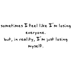 losing myself on Tumblr
