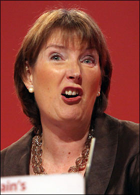 Bigot propagandists? Well, GB has moronic sexist Harriet Harman...