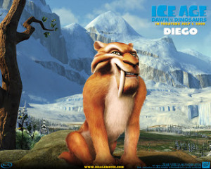 Ice Age 3 Dawn Of The Dinosaurs Movie Review