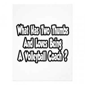 jokes volleyball
