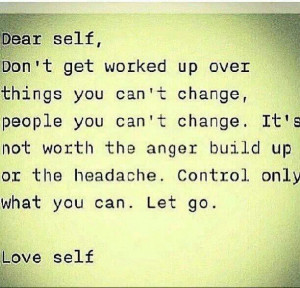 Stress Relief- This quote really spoke to me because it promotes ...