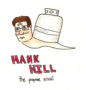 Hank Hill Propane Enthusiast