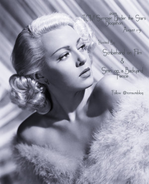 Lana Turner (10 August SUTS)