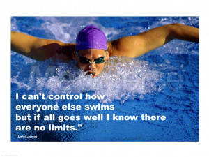 quotes – control swimming quote art work on my inspirational quotes ...