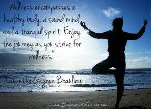Health & Wellness Quotes - Wellness Journey - Sagewood Wellness Center