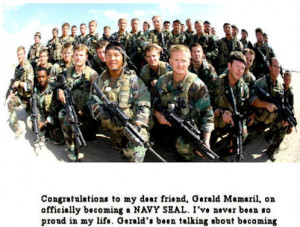 The Making of U.S. Navy SEALs