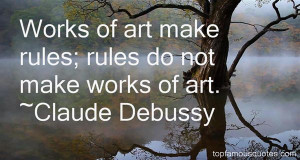Claude Debussy Quotes Pictures