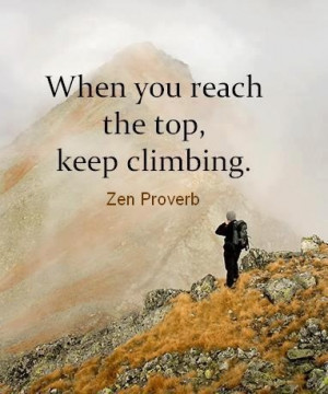 Zen proverb.