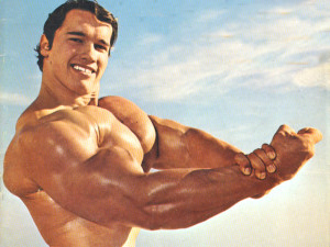 Arnold Schwarzenegger Hot Body Pics 2012