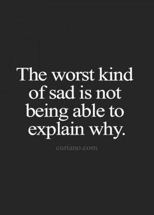 Sad quotes on Pinterest | 51 Pin...