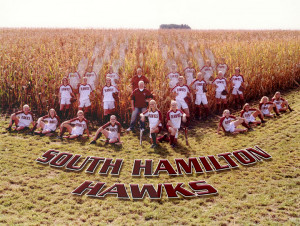 South Hamilton Hawk Softball