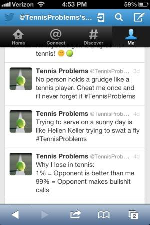 Tennis quotes players say ;) ( I'm trying to ignore the bad word ) by ...