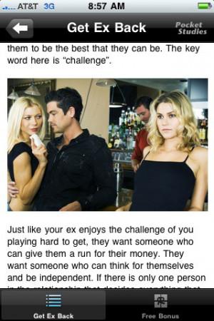 Ex Girlfriend My Boyfriend Quotes January 6, 2013