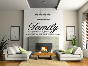 ... -Branches-On-A-Tree-vinyl-lettering-wall-sayings-home-decor-quote-Art