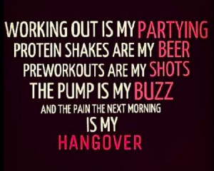 inspirational quotes about working out