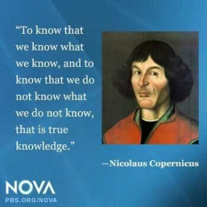 Nicolaus Copernicus Quotes Clinic