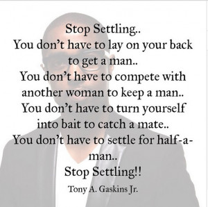 Tony A Gaskins Jr quotes 8