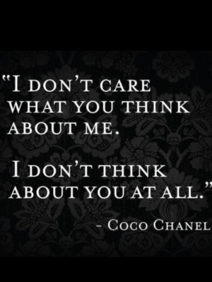 coco channel quotes
